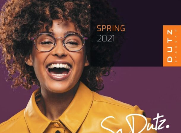 dUTZ EYEWEAR COLLECTION SPRING 2021
